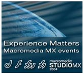 Macromedia Events